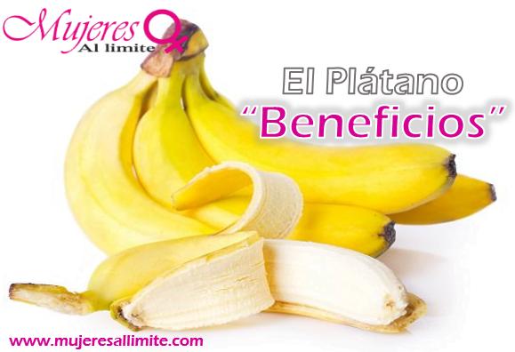 el banano y sus beneficios