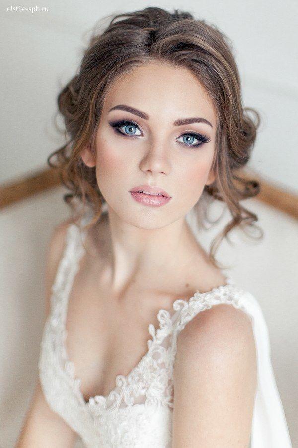 Maquillaje de novia de noche