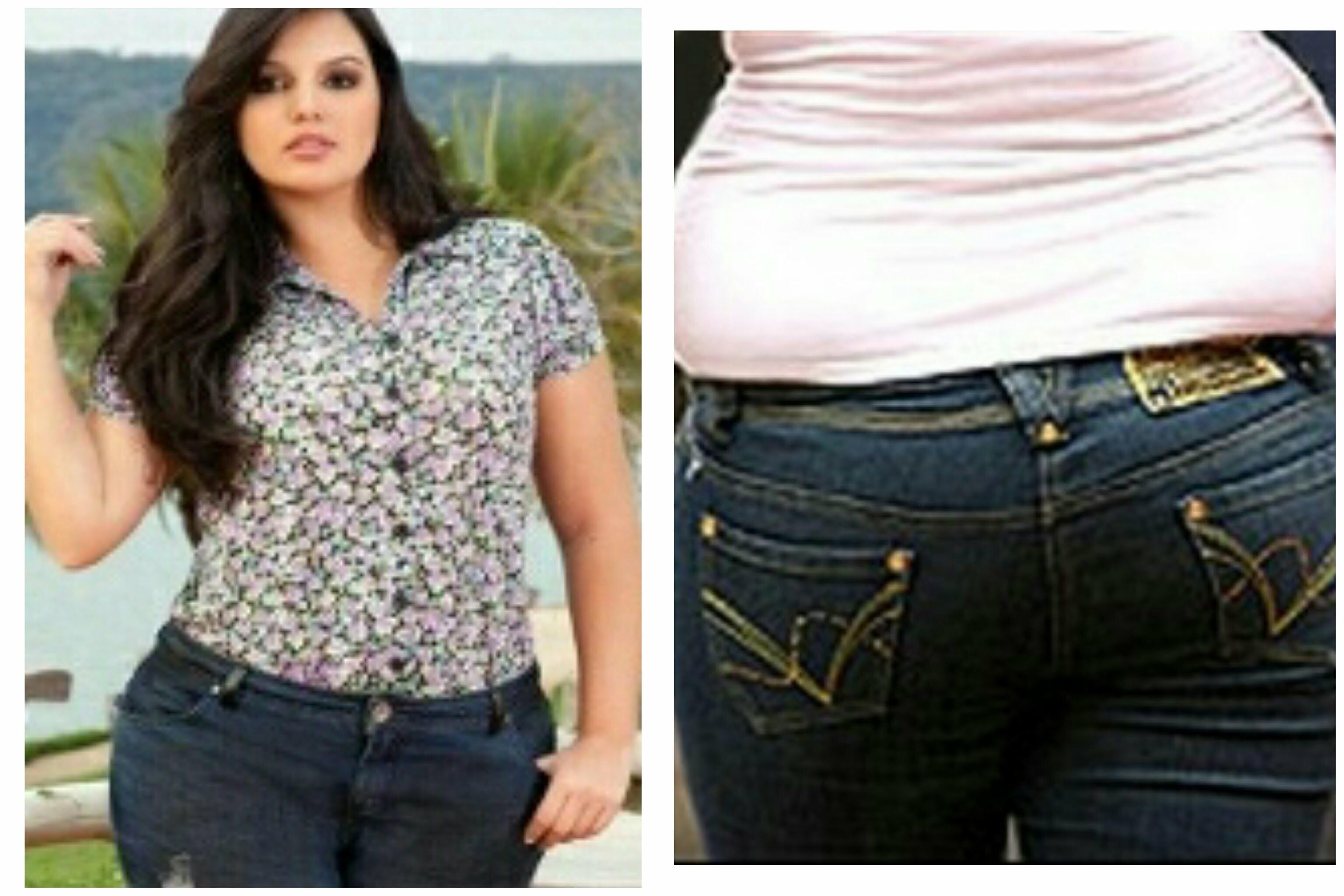 Tips De Moda Para Gorditas Mujeres Al Limite