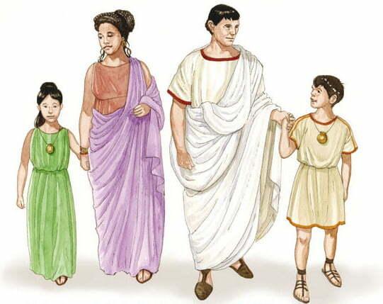 7650ab7b6 Vestimenta de las culturas más importantes antes de cristo ...