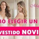 como elegir un vestido de novia